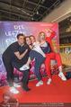 Kinopremiere Die letzte Party Deines Lebens - Cineplexx Donauplex - Do 22.03.2018 - Hisham MORSCHER, Antonia MORETTI, Valerie HUBER, Chantal ZITZENB36