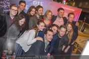 Kinopremiere Die letzte Party Deines Lebens - Cineplexx Donauplex - Do 22.03.2018 - Gruppenfoto Cast, Schauspieler, Besetzung38