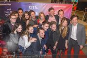 Kinopremiere Die letzte Party Deines Lebens - Cineplexx Donauplex - Do 22.03.2018 - Gruppenfoto Cast, Schauspieler, Besetzung39