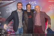 Kinopremiere Die letzte Party Deines Lebens - Cineplexx Donauplex - Do 22.03.2018 - Michael OSTROWSKI, Peter ELSTNER mit Enkerl Fabian UNGER81