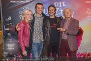 Kinopremiere Die letzte Party Deines Lebens - Cineplexx Donauplex - Do 22.03.2018 - Michael OSTROWSKI, Peter ELSTNER mit Enkerl Fabian UNGER82