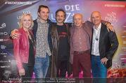Kinopremiere Die letzte Party Deines Lebens - Cineplexx Donauplex - Do 22.03.2018 - Michael OSTROWSKI, Peter ELSTNER mit Enkerl Fabian UNGER und Soh84