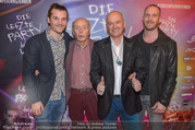 Kinopremiere Die letzte Party Deines Lebens - Cineplexx Donauplex - Do 22.03.2018 - Familie Peter ELSTNER mit Sohn Alex und Enkerl Sebastian und Fab85
