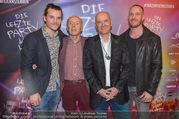 Kinopremiere Die letzte Party Deines Lebens - Cineplexx Donauplex - Do 22.03.2018 - Familie Peter ELSTNER mit Sohn Alex und Enkerl Sebastian und Fab86