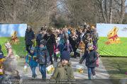 Lindt Goldhasensuche - Botanischer Garten Schönbrunn - So 25.03.2018 - 4