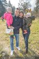 Lindt Goldhasensuche - Botanischer Garten Schönbrunn - So 25.03.2018 - Familie Tanja DUHOVICH mit Stergio, Tochter Nici und Sohn Giorgi15