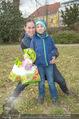 Lindt Goldhasensuche - Botanischer Garten Schönbrunn - So 25.03.2018 - Adriana ZARTL mit Sohn Luca29