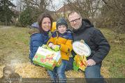 Lindt Goldhasensuche - Botanischer Garten Schönbrunn - So 25.03.2018 - Familie Alex LIST mit Tanja und Felix32
