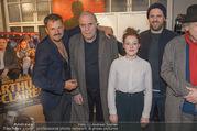 Kinopremiere Zwei Herren im Anzug - Votivkino - Di 27.03.2018 - Josef BIERBICHLER, Philipp HOCHMAIR, Sophie STOCKINGER, Simon DO42