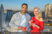 Julius Meinl Beats and Beans - Urania - Di 03.04.2018 - Cesar SAMPSON, Silvia SCHNEIDER23