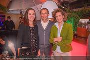 Julius Meinl Beats and Beans - Urania - Di 03.04.2018 - Sophie KARMASIN mit Ehemann Gerhard SCHALLER, Christina MEINL74