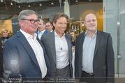 Romero Britto - Parndorf Fashion Outlet - Mi 04.04.2018 - Franz KOLLITSCH, Erwin KRAUSE, Wolfgang KOVACS3