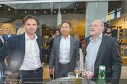 Romero Britto - Parndorf Fashion Outlet - Mi 04.04.2018 - Erwin KRAUSE, Wolfgang KOVACS, Thomas SEIKMANN5