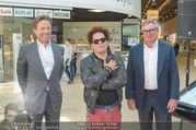 Romero Britto - Parndorf Fashion Outlet - Mi 04.04.2018 - Romero BRITTO, Erwin KRAUSE, Franz KOLLITSCH36