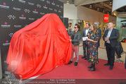 Romero Britto - Parndorf Fashion Outlet - Mi 04.04.2018 - Romero BRITTO enth�llt sein Kunstwerk46