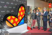 Romero Britto - Parndorf Fashion Outlet - Mi 04.04.2018 - 51