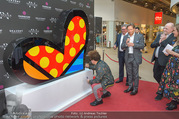 Romero Britto - Parndorf Fashion Outlet - Mi 04.04.2018 - 53