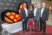 Romero Britto - Parndorf Fashion Outlet - Mi 04.04.2018 - Romero BRITTO, Erwin KRAUSE, Franz KOLLITSCH, Wolfgang KOVACS57