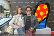 Romero Britto - Parndorf Fashion Outlet - Mi 04.04.2018 - Romero BRITTO, Margot P�LZ75