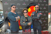 Romero Britto - Parndorf Fashion Outlet - Mi 04.04.2018 - Romero BRITTO, HC Hans Christian HAAS77