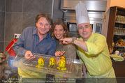 DAC Probebacken - Süßen vom Feinsten Auhof Center - Do 05.04.2018 - Verena PFL�GER, Heinz HANNER, Herwig GASSER11