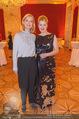 650 Jahre Nationalbibliothek Fundraising - Hofburg - Di 10.04.2018 - Johanna RACHINGER, Petra VON MORZE2