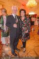 650 Jahre Nationalbibliothek Fundraising - Hofburg - Di 10.04.2018 - Susanne (Suzanne) HARF mit Ehemann Wolfgang SCHWARZHAUPT4