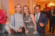 650 Jahre Nationalbibliothek Fundraising - Hofburg - Di 10.04.2018 - Maria und Andreas GRO�BAUER, Johanna RACHINGER9