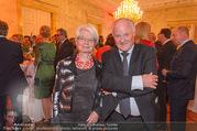 650 Jahre Nationalbibliothek Fundraising - Hofburg - Di 10.04.2018 - Carla und Georg WAILAND12