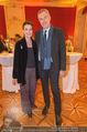 650 Jahre Nationalbibliothek Fundraising - Hofburg - Di 10.04.2018 - Christoph und Karin THUN-HOHENSTEIN15