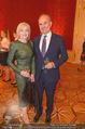 650 Jahre Nationalbibliothek Fundraising - Hofburg - Di 10.04.2018 - Johann und Erna MARIHART20