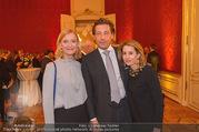650 Jahre Nationalbibliothek Fundraising - Hofburg - Di 10.04.2018 - Johanna RACHINGER, Matthias und Ali Alexandra G�RTLER23