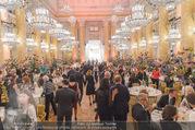 650 Jahre Nationalbibliothek Fundraising - Hofburg - Di 10.04.2018 - Festsaal, geschm�ckt, Dinner25