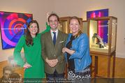 Schmuck & Drinks - Palais Schönborn-Batthyany. - Mi 11.04.2018 - Costan EGHIAZARIAN, Anne PALFFY, Lidwine CLARY UND ALDRINGEN30