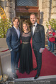 Dancer against Cancer - Hofburg - Sa 14.04.2018 - Graham WARDLE mit Ehefrau Alison, Matthias URRISK4