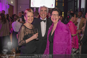 Dancer against Cancer - Hofburg - Sa 14.04.2018 - Hannes NEDBAL mit Ehefrau, Christine MAREK68