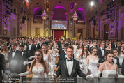 Dancer against Cancer - Hofburg - Sa 14.04.2018 - Baller�ffnung, Er�ffnungskomitee, T�nzer, Tanzpaare113