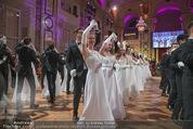 Dancer against Cancer - Hofburg - Sa 14.04.2018 - Baller�ffnung, Er�ffnungskomitee, T�nzer, Tanzpaare115
