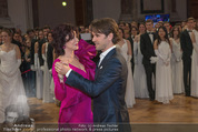 Dancer against Cancer - Hofburg - Sa 14.04.2018 - Susan POSNICK, Graham WARDLE125