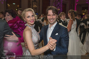 Dancer against Cancer - Hofburg - Sa 14.04.2018 - Graham WARDLE, Silvia SCHNEIDER131