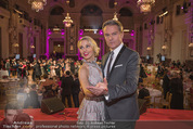 Dancer against Cancer - Hofburg - Sa 14.04.2018 - Silvia SCHNEIDER, Alfons HAIDER165