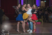 Dancer against Cancer - Hofburg - Sa 14.04.2018 - Celine SCHRENK, Bianca KRONSTEINER, Sarah CHVALA, Michael SCHMAL239