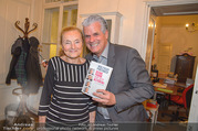 Wolfram Pirchner Buchpräsentation - Amalthea Verlag - Di 17.04.2018 - Wolfram PIRCHNER, Erna Erni MANGOLD16