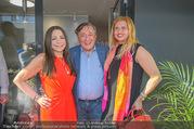 Opening - Iazzetta Store - Do 19.04.2018 - Dany Daniela KENNEDY, Richard LUGNER, Gabriele IAZZETTA3