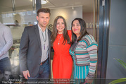 Opening - Iazzetta Store - Do 19.04.2018 - Jasmin TAYLOR, Martin GOLUCH, Gabriele IAZZETTA19