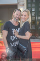 Opening - Iazzetta Store - Do 19.04.2018 - Janine KUNZE mit Ehemann Dirk BUDACH39