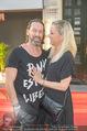 Opening - Iazzetta Store - Do 19.04.2018 - Janine KUNZE mit Ehemann Dirk BUDACH40