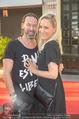 Opening - Iazzetta Store - Do 19.04.2018 - Janine KUNZE mit Ehemann Dirk BUDACH41