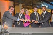 Al Banco Bar Opening - Erste Bank Campus - Di 24.04.2018 - 1