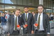 Al Banco Bar Opening - Erste Bank Campus - Di 24.04.2018 - 18